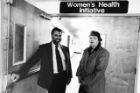 1993: UB is the vanguard site for the Women's Health Initiative, a clinical trial and observational study of the major causes of illness and death for postmenopausal women.