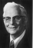 Archibald Dean, Chair of the Department, then Preventive Medicine & Public Health, 1945-1960.
