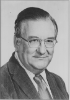 Edward Marra, first full-time chair of the Department, then Preventive Medicine and Public Health, changing to Social and Preventive Medicine, 1960-1976; established the masters degree program in epidemiology. Photo courtesy, University Archives.