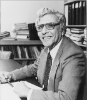 Michel Ibrahim, faculty member in the Department, then Social and Preventive Medicine, 1964-71. Went on to become the Dean of the School of Public Health, University of North Carolina, Editor-in-Chief of Epidemiologic Reviews, now Professor Emeritus, Johns Hopkins University. Was a founding Director of the American College of Epidemiology.