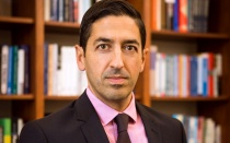 J. Warren Perry Lecturer Sandro Galea, MD, MPH, DrPH