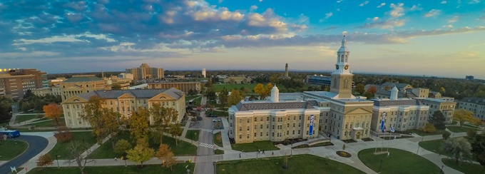 South Campus panorama.