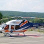 mercy flight helicopter.