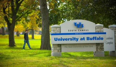 South Campus sign